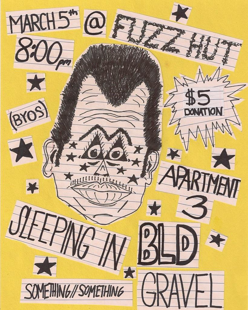 show flyer fuzz hit